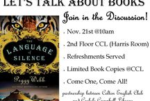 Library Events / CCL events / by Carlyle Campbell Library