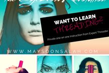 Get Threaded! / All about the art and business of threading.