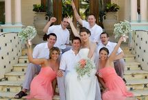 Love In Bloom at The Southernmost House / Wedding floral and decor