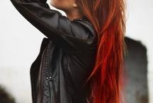 hair / by Catelyn Johnson