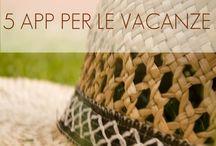Vacanze / by La mia vita semplice
