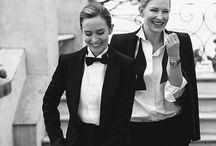 Célébrités / Emily blunt et Cate Blanchet