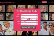 Meet Rich Women  / www.meetrichwomen.org is the best place to meet rich women