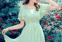 Bridesmaid Ideas / Fairy forest bridesmaid