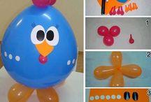 Balloon: Decorazioni palloncini