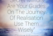 Secret Mirrors / Inspirational Quotes Written By Secret Mirrors & Others