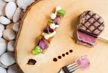 Tasty food from around the world / From france to New York, America to Bali; we're here to tickle your tastebuds from the resorts we offer for your magical holiday..  www.puredestinations.co.uk