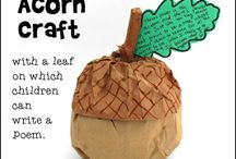Fall Crafts and Educational Activities