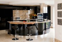 Kitchens / From luxury to simple