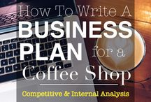 Business plan! / Coffee shop