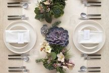 Tablescapes / by Bonnie Nelson