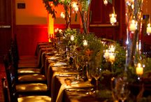 Pure Theming I Gala Dinner and Greenery