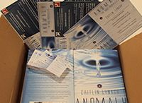 """Anomaly Press and Publicity / Local and national press and book reviews for """"Anomaly (The Soul Prophecies)"""""""