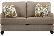 Home Sweet Home / New couch ideas / by Holli Conley