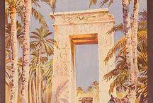 afiches turismo antiguos