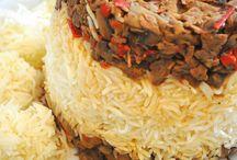 Φαγητα με ρυζι