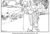 kuvis Gauguin Paul