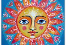 Sun, Moon