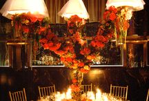 lampshade centerpieces / by Perfect Petals Design Grp