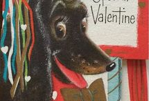Doxie Valentines