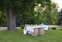 Wine Events at Bowers Harbor Vineyards / We hold unique wine & food events on our Estate throughout the year!