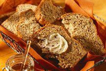 Breads / by Kelsi Matusiak