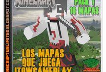 Mapas de Minecraft
