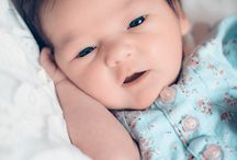 Newborn girl / Homeshooting, lifestyle, newborn