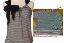 Reciclagem de roupas