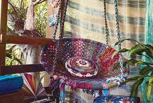 B O H O  HAVEN / Homespiration | Exterior | Interior | Landscaping 'Bohemian Homes' to inspire