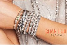 Chan Luu @ Regencies.com / Chan Luu is best known for her versatile and easy to wear leather wrap bracelets that give off an effortlessly chic style. We stock authentic and exclusive Chan Luu Swarovski and semi-precious stones leather wrap bracelets that are available no where else. With our elusive and unique color combinations, we've got your fix for arm candy covered. See our Chan Luu jewelry at: http://www.regencies.com/collections/chan-luu