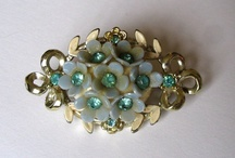vintage brooch / by Barb Ward