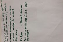 RSA Design Brainstorm