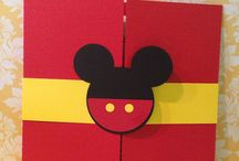 Party: Mickey Mouse Invites, Thank You, and other Printables