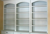 Bookcases / by Annette Williams