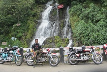 South India Motorbike Tour / South India is amazing place with lot of variety in terms of tourist interest. Tea & Spice plantation are amazing in Munnar & Thekkady & these plantation make a picturesque scenery in South India. Beaches are unforgettable & beautiful.