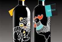 Branding (Wine) / Wine Branding (Focus on Packaging Design) • Pinterest.com/ScottMonaco • More at: QuietYell.com