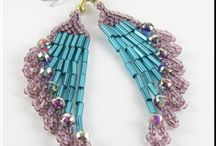 Beaded jewellery / Tutorials and inspirations