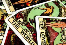 Tarot Card Inspiration