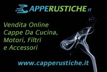 Cappe Rustiche / E' online lo Shop Online di Cappe da Cucina e accessori: CapperRustiche.it!  #CappeDaCucina #CappeRustiche #Shop