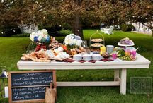 Weddings :: Buffets / Buffets from Marcey Brownstein Catering & Events. New York City, Tristate, Hamptons, Hudson Valley, and Beyond. www.MarceyBrownstein.com