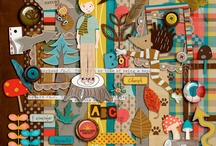 Kits I want to scrapbook with / by Melissa Rhodes