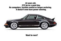 Porsche is life / Propaganda