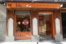 botigues manualitats madrid