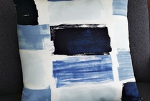 Trend: Painted Fabric