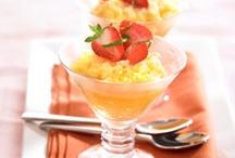 Zesty Desserts / by Florida Orange Juice
