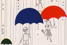 Ilustrações / by Priscila Calmon | Viver, Criar e Organizar