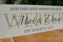 3 year wedding anniversary / by Amber Windsor