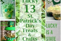 St Patricks Day/ March / by Rebecca Prefontaine
