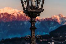 Utcai lámpa